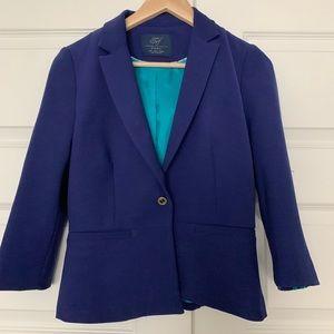 Zara blue blazer large